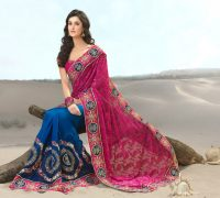 fancy-bajo-indian-sarees-designs-with-different-styles-and-varieties-of-2016-3